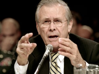 Donald Rumsfeld Launches Churchill Solitaire Gaming App