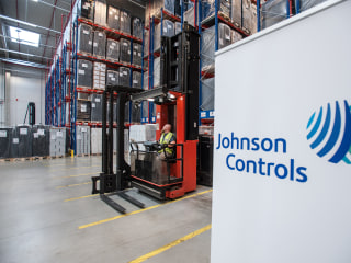 Johnson Controls to Buy Ireland-Based Tyco for $16.5B, Move Offshore