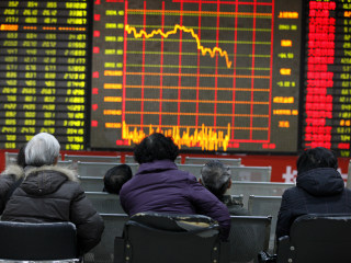 Global Stocks Sink Amid China 'Doom' Fears