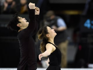 After a Decade of Ice Dancing, Shibutani Siblings Stand Together as New U.S. National Champions