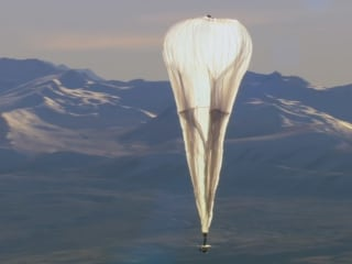 Google to FCC: Project Loon Balloons Won't Fry Anyone With Radiation