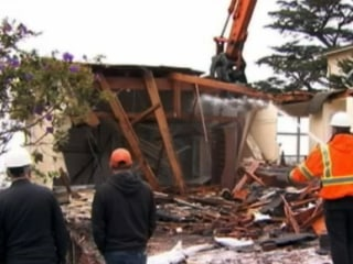 $2M House Demolished After Sliding 14 Inches in a Week