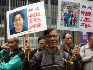 Disappearances, Forced Confessions: China Targets Dissent