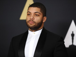 Straight Into Stardom: O'Shea Jackson Jr. Talks About Portraying His Pops
