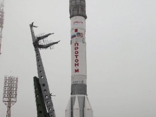 Rocket Launches First Part of Europe's Space-Based 'Data Highway'