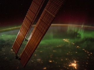 Month in Space: January 2016