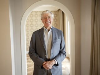 Charles Koch: We Are Not 'Some Secret Cabal'