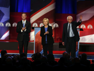 MSNBC to Host New Hampshire Democratic Debate