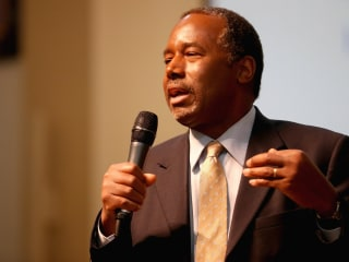 Ben Carson Gives South Carolina Evangelicals Red Meat Pitch