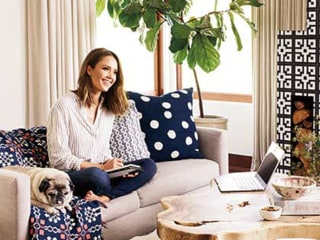 Jessica Alba gives tour of her Los Angeles home — check it out!