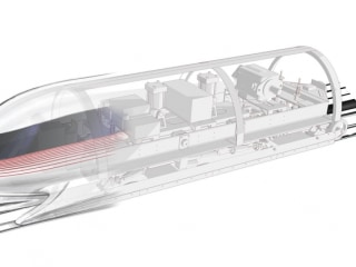 MIT Team Wins SpaceX Hyperloop Design Contest