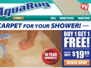 Slipping and Falling Seniors Prompt Recall of 1.4 Million Aqua Rugs