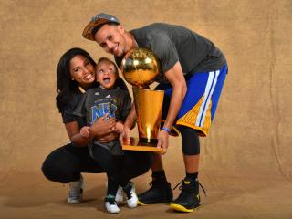 NBCBLK28: Steph and Ayesha Curry: The Faithful Power Couple