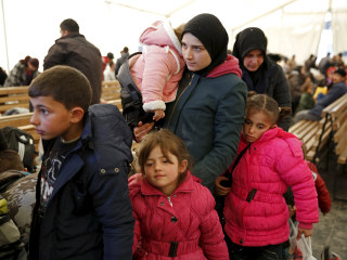 Refugee Crisis: More Women, Children On the Move Than Men: UNICEF