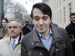 Satirical Musical About Indicted 'Pharma Bro' Shkreli Premieres in NYC