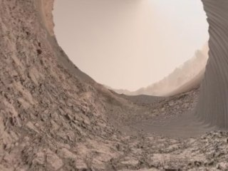 NASA and Mark Zuckerberg Tease Virtual Reality View of Mars