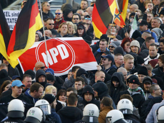 Germany's Far-Right NPD Party Ridiculed for Deportation Gaffe