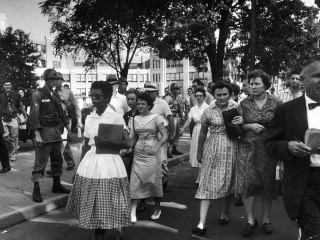 National Museum of American History to Showcase Little Rock Nine Memorabilia