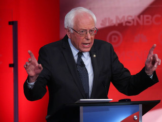 Sanders: 'Judgment' as Important as Foreign Policy 'Experience'
