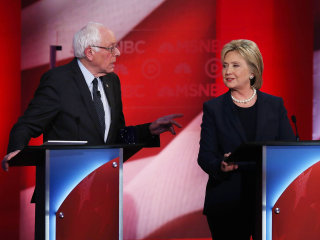 Sanders and Clinton Face-Off Over Future of Iran Relationship