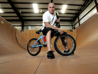 BMX Legend Dave Mirra Dead of Suspected Suicide