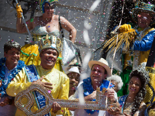 Carnival Celebrations Kick Off Around the World