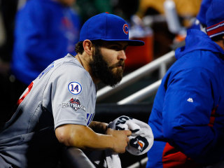 Report: Cubs, Arrieta Avoid Arbitration Agree to 1-year, $10.7M