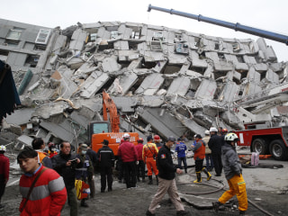 Deadly 6.4-Magnitude Earthquake Strikes Taiwan