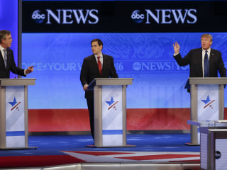 Four Takeaways From the New Hampshire GOP Debate
