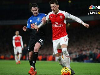 WATCH LIVE Premier League: Bournemouth v. Arsenal