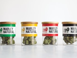 Bob Marley-Branded Marijuana Adds to Growing Weed Market
