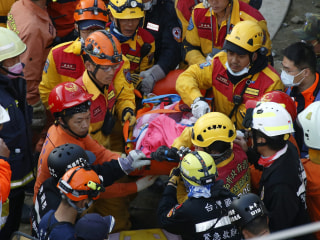 Taiwan Earthquake: Two Survivors Pulled From Rubble as Death Toll Climbs