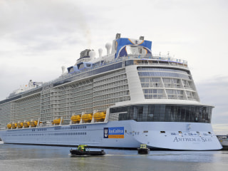 Caribbean Cruise Ship Changes Course Due to Stormy Seas