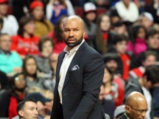 Knicks Fire Coach Fisher After Losing Nine of Last 10 Games
