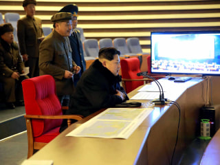 North Korea's New Satellite Flew Over Super Bowl 50