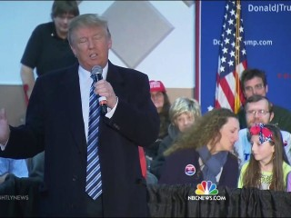 Trump Holds Big Lead in Polls Ahead of Tuesday's New Hampshire Primary