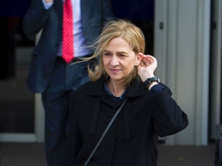Spain's Princess Cristina Returns to Court in Tax Fraud Trial