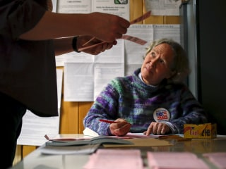 First in the Nation: Voters Cast Ballots in New Hampshire Primary