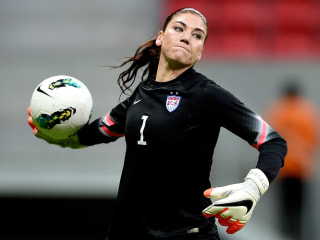 Due to Zika, Hope Solo Would Avoid Olympics if They Were Today