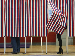 New Hampshire Exit Poll Results: Independent Voter Participation