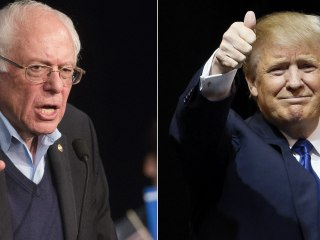 Trump, Sanders Sweep to Victory in New Hampshire Primaries: NBC News