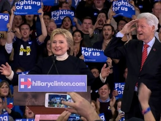 Watch Live: Hillary Clinton Speaks After the New Hampshire Primary
