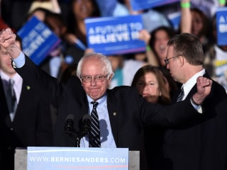 Watch Live: Bernie Sanders Speaks After the New Hampshire Primary