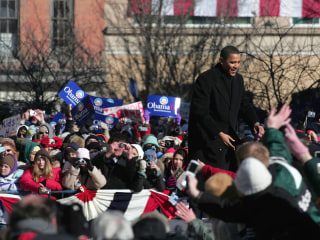Obama Returns to Where It All Began With Speech in Springfield, Ill.