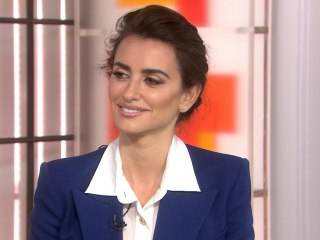 Penélope Cruz Says She Learned to Act in Her Mother's Hair Salon