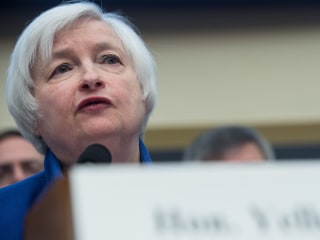 Yellen Says Doesn't Think it Will Be Necessary Soon to Cut Rates