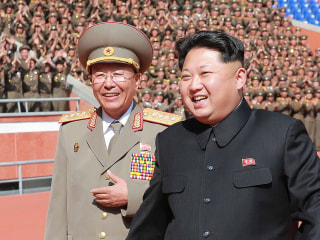 North Korean Leader Kim Jong Un Had His Military Chief Executed, South Officials Say