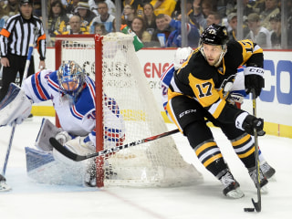 Rangers Win Metropolitan Division Clash vs. Penguins, 3-0