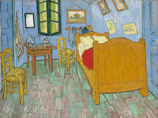 Art Institute of Chicago Rents Replica of Van Gogh Painting on Airbnb