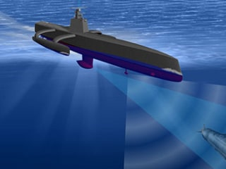 DARPA Plans to Launch 132-Foot Unmanned Warship in April